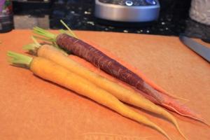 Raibow-Carrots